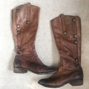 Arturo Chang Riding Boot 6.5